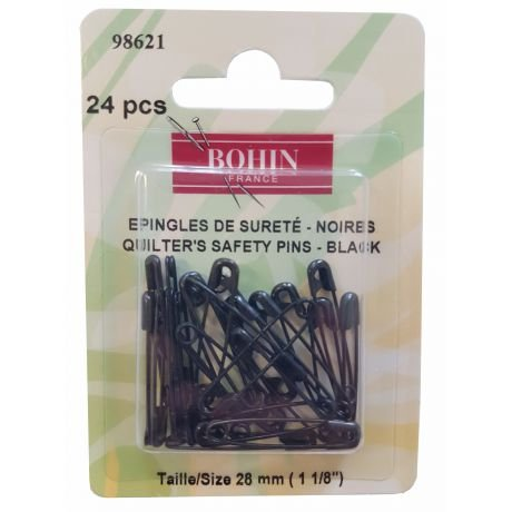 Safety pins 24ct