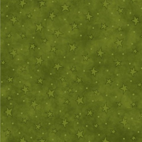 green starry basics