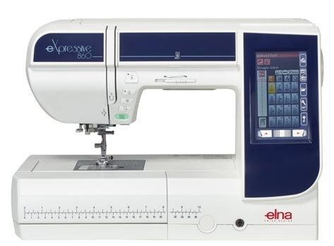 Elna 860 eXpressive