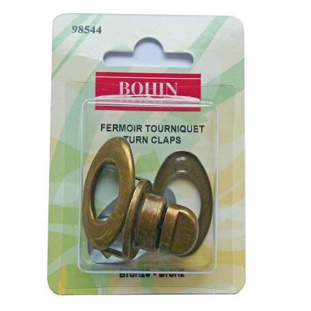 bohin twist lock bronze
