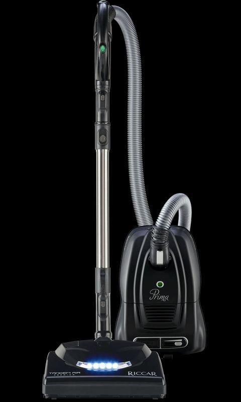 Riccar Prima PT Canister PRIMAP.TAP Premium Tandem Air Nozzle