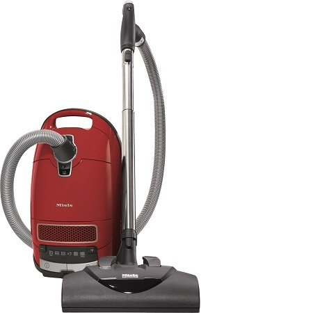 MIELE COMPLETE C3 HOMECARE POWERLINE (SGFEO)+SEB236  (RED)