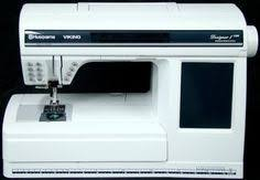 Pre-owned Viking D1 no embroidery