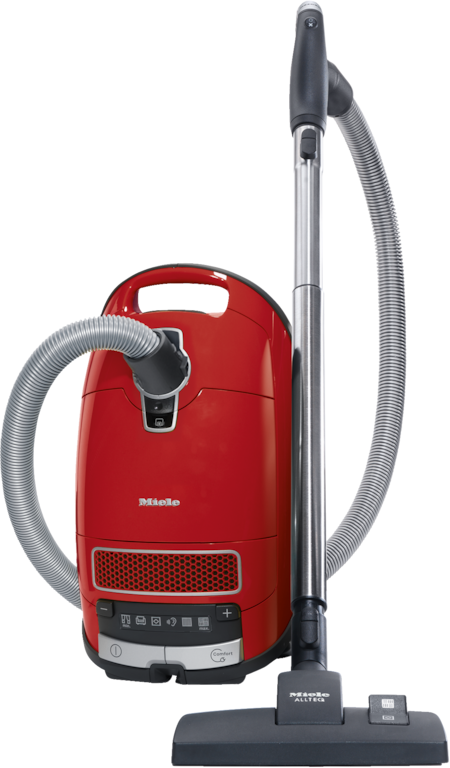 MIELE C3 COMPLETE HOMECARE POWERLINE (SGFEO)+SEB236  (RED)