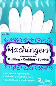 Machingers Quilting Glove Extra Small