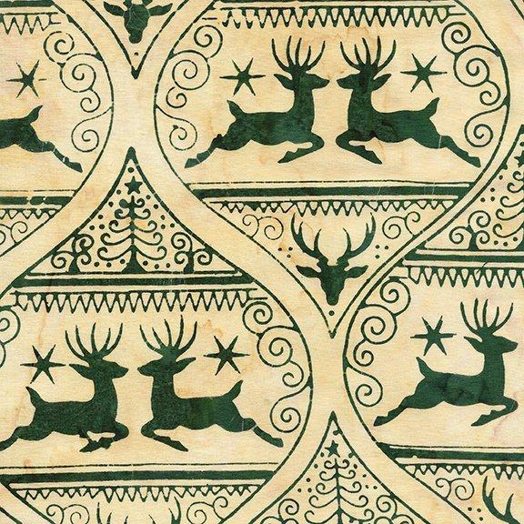 Ogee Deer Straw