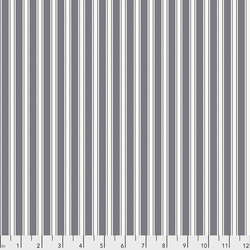 Vintage Tiger Stripe - Charcoal