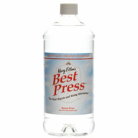 Best Press Refill Scent Free (32oz)