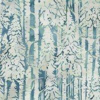 Snow Trees Light Lagoon