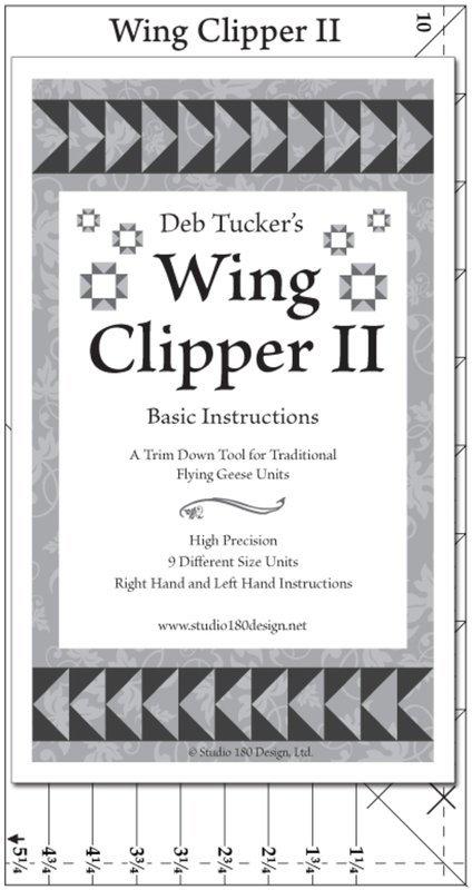 Deb Tucker's Wing Clipper II