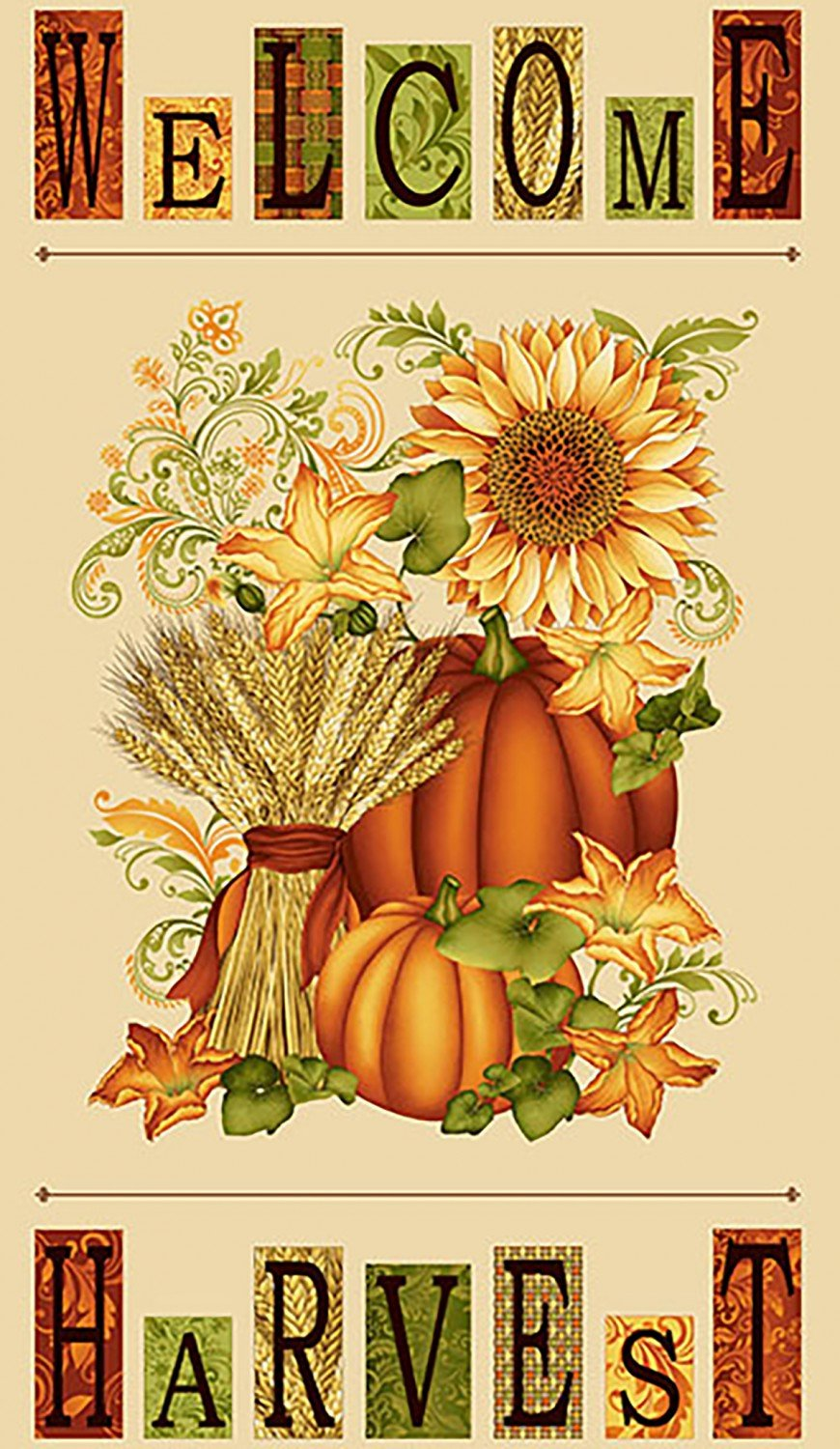 Welcome Harvest 0716