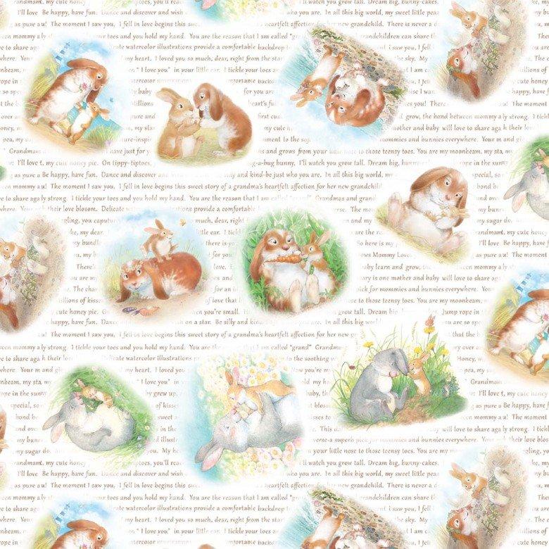 Honey Bunny - 12 Inch Repeat