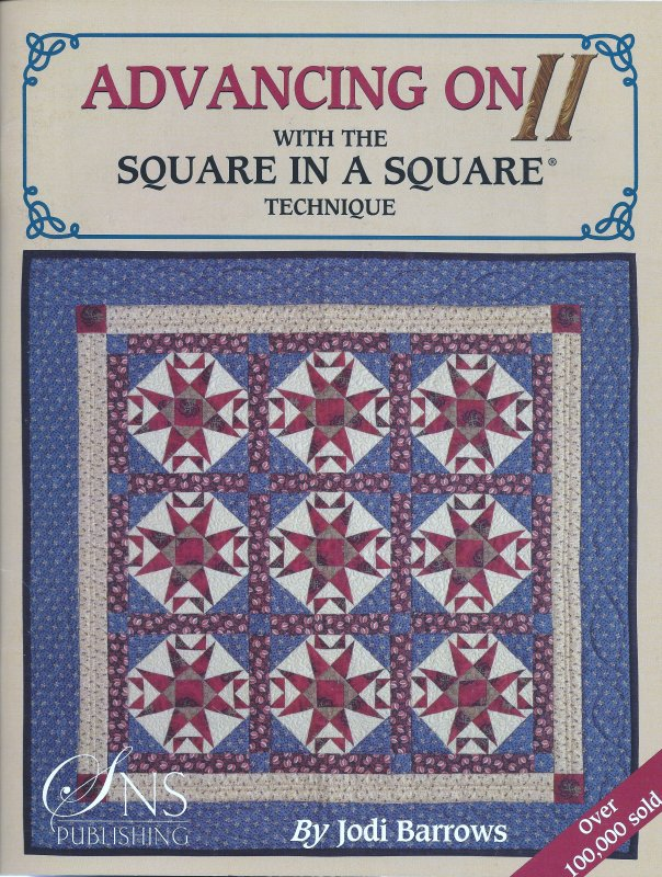 Advancing On 2 with Square in a Square