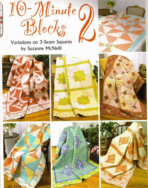 10 Minute Blocks 2
