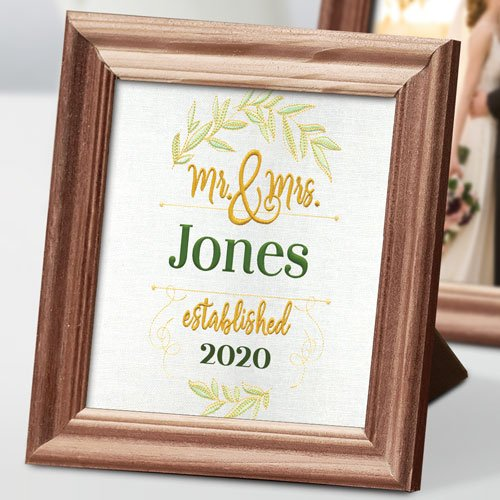 OESD Wedding Day Machine Embroidery CD