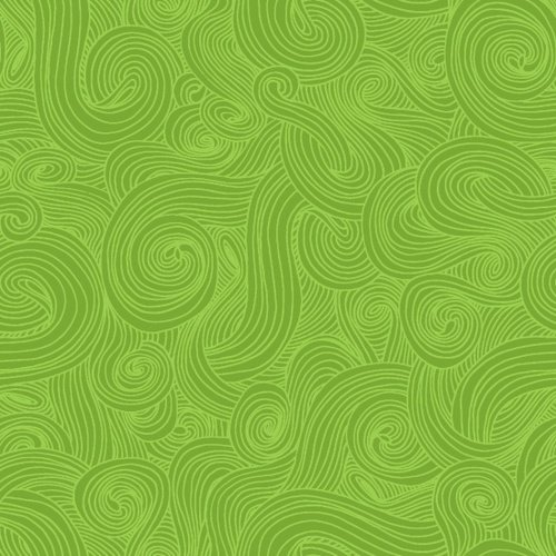 Studio E Just Color Swirl 1351 Grass