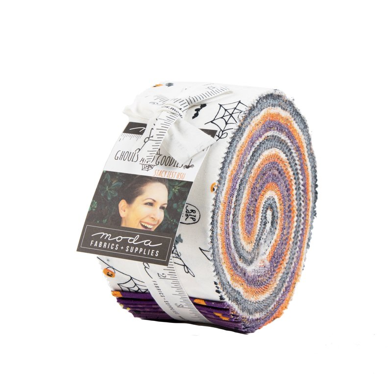 Moda Ghouls Goodies Jelly Roll