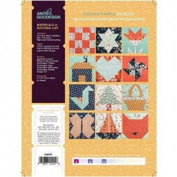 Anita Goodesign Express Folded Fabric Blocks 079673011156
