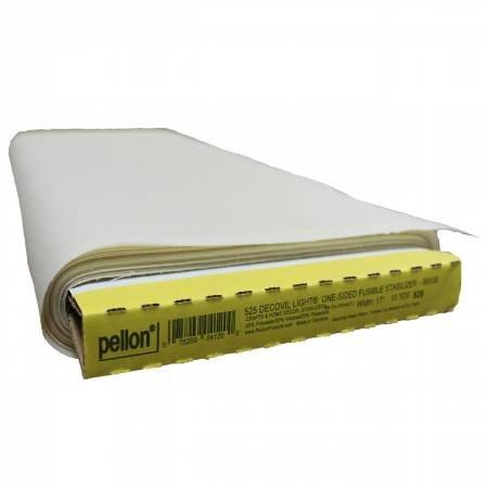 Decovil Light Fusible Beige 17 wide