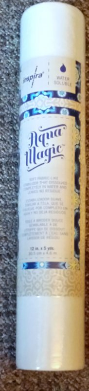 Aqua Magic 12in x 5yd