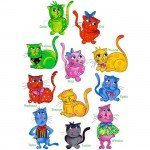 Cool Cats Machine Embroidery