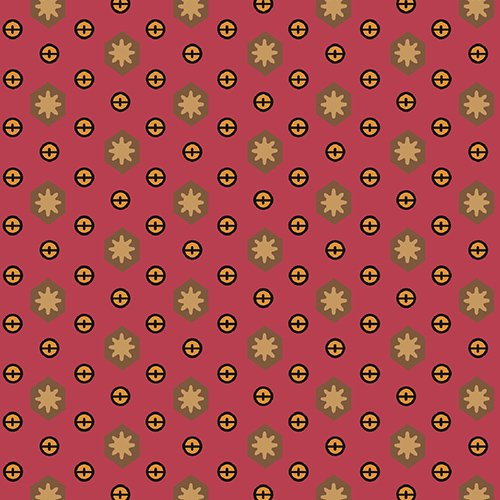 Andover Jo's Prairie Rose A7225-R