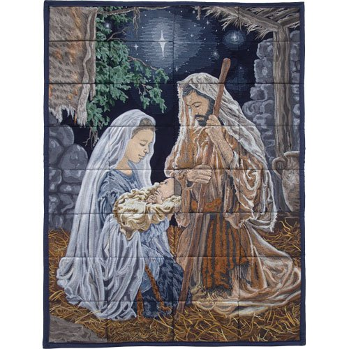 OESD Oh Holy Night Tile Scene Machine Embroidery CD