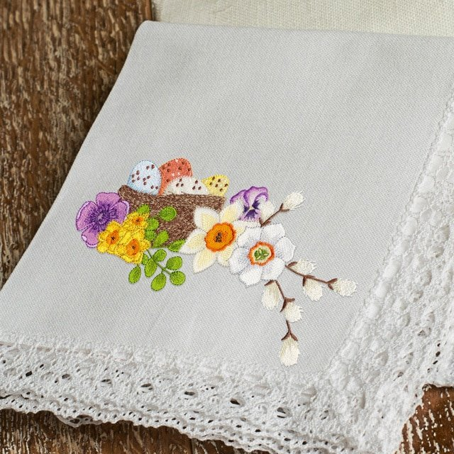 OESD Spring Is In the Air Machine Embroidery CD