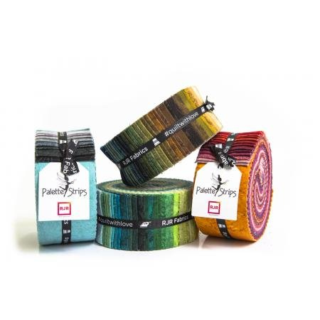 RJR JB Palette Pixie Strips 9652-488 Grassland