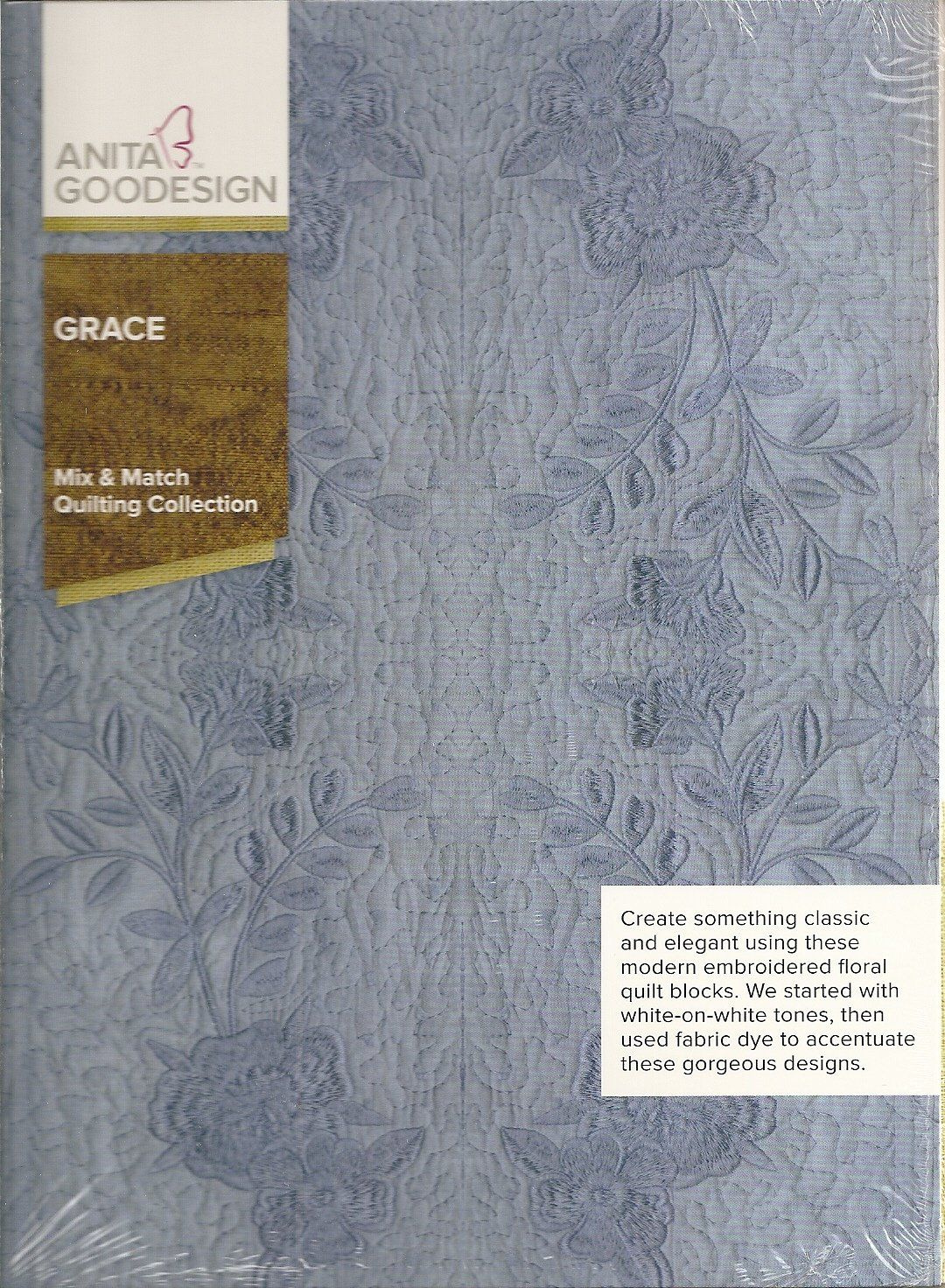 Anita Goodesign Mix Match Quilting Grace 079673010500