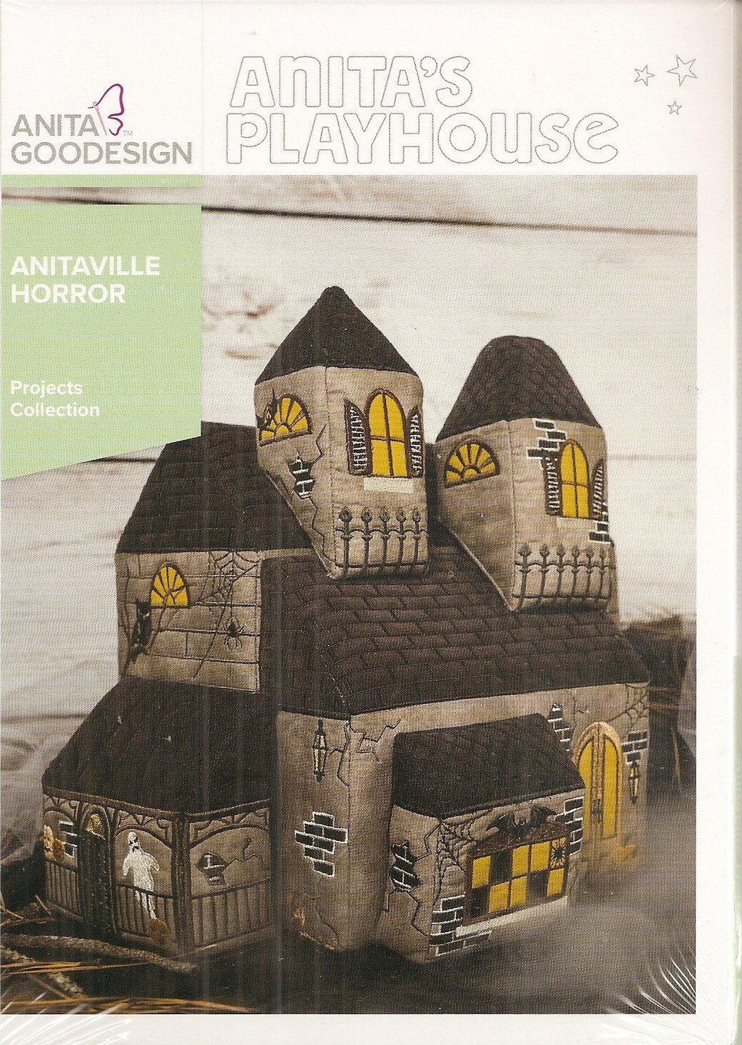 Anita Goodesign Projects Anitaville Horror