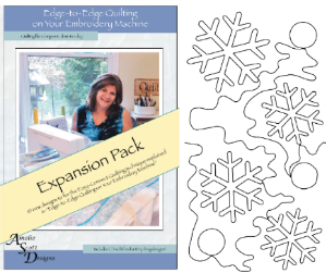 Edge to Edge Quilting Expansion Pack 1