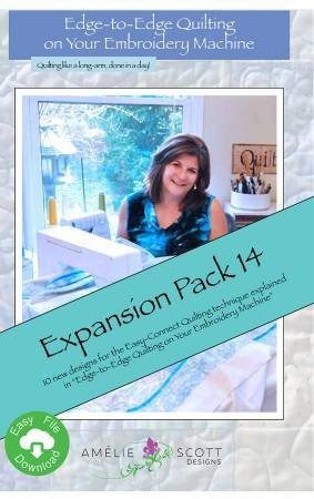 Edge to Edge Quilting Expansion Pack 14