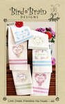 Love Dream Friendship Tea Towels