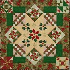 Christmas Peace Complete Pattern Set