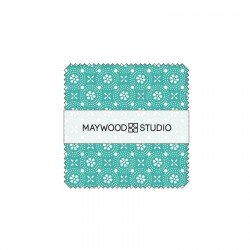 Maywood KimberBell Basic 5 Squares, 92 Charms