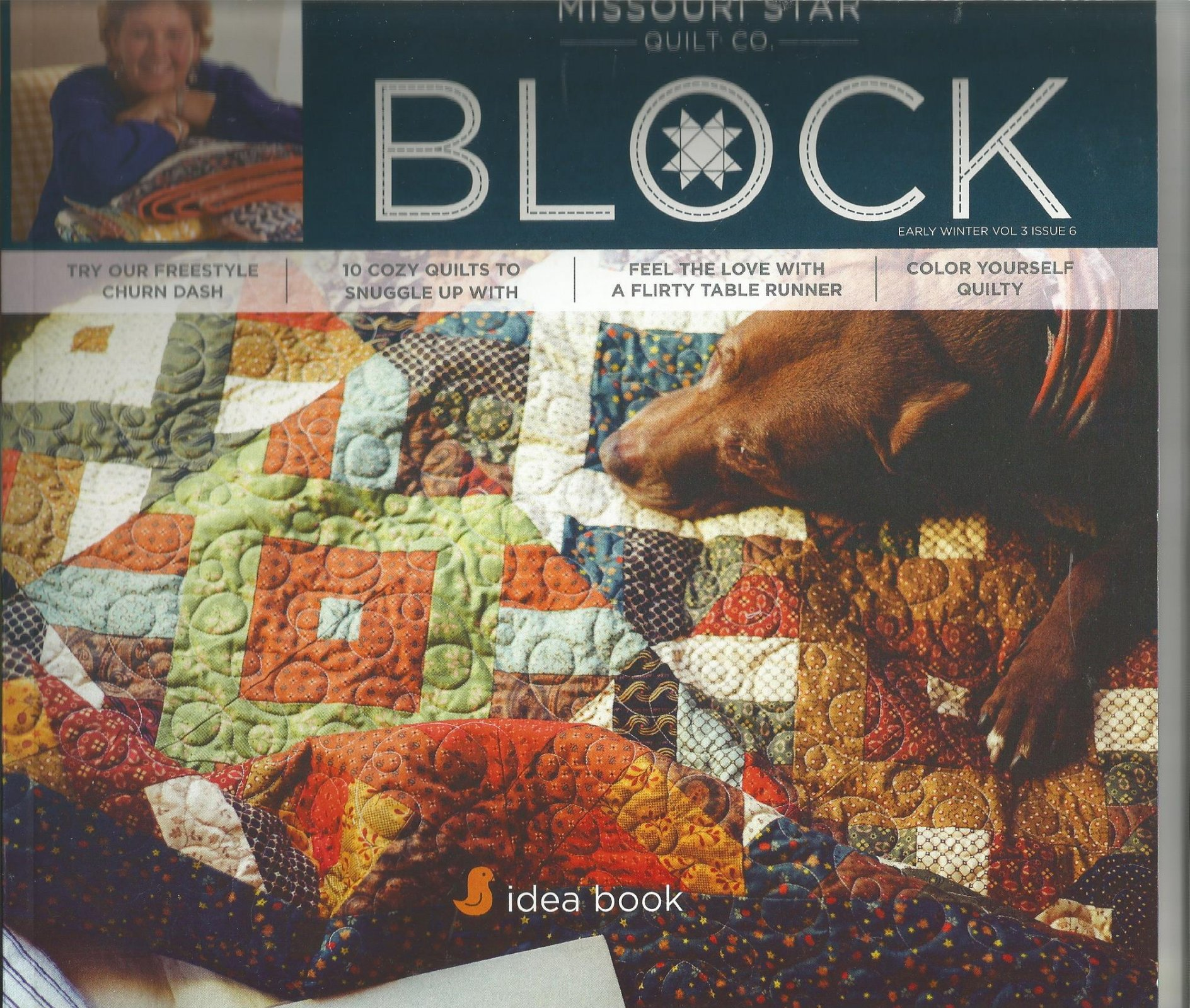 Block Early Winter 2016 Volume 3 Issue 6