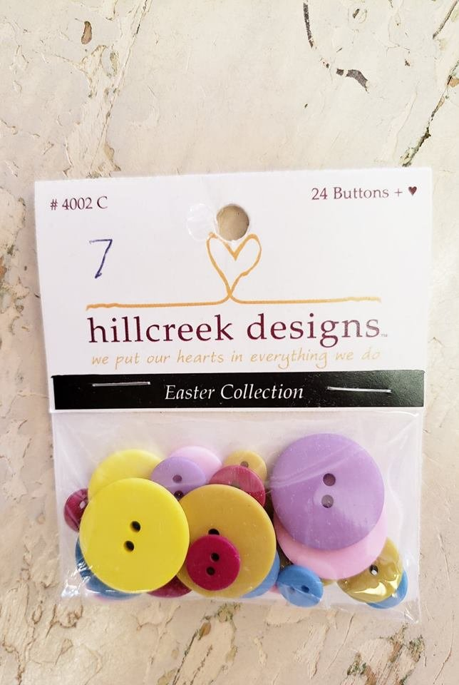 Buttons-Easter Collection
