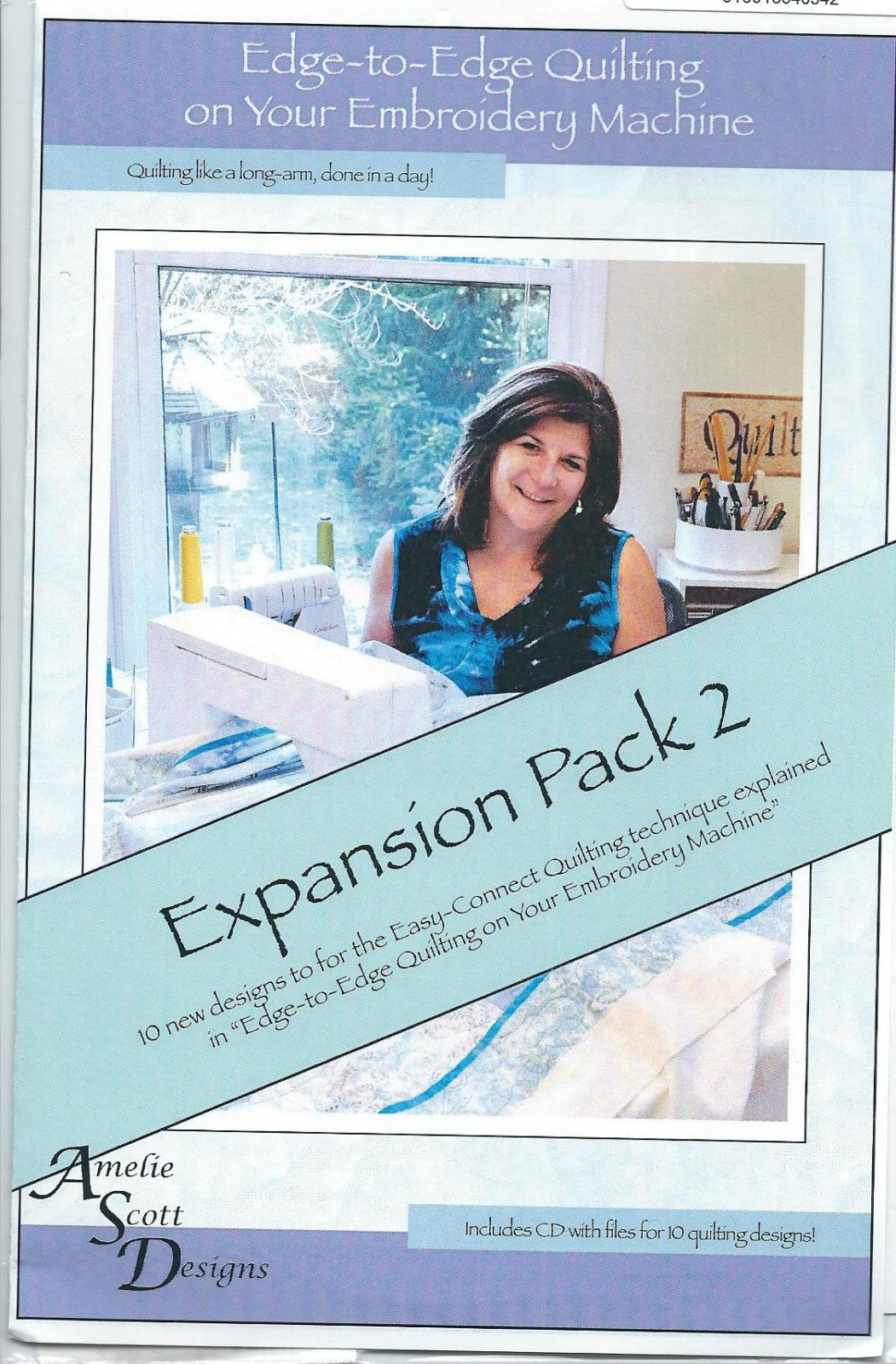 Edge to Edge Quilting Expansion Pack 2