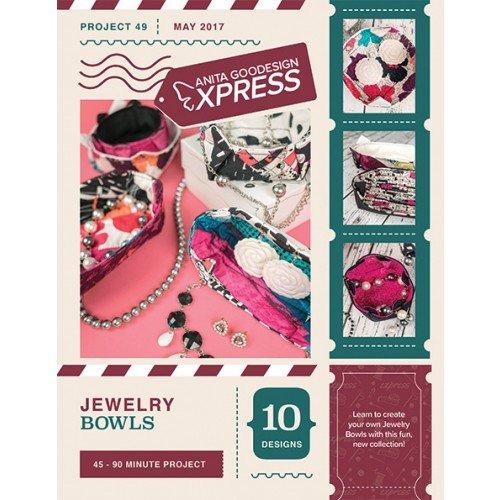Anita Goodesign Express Jewelry Bowls