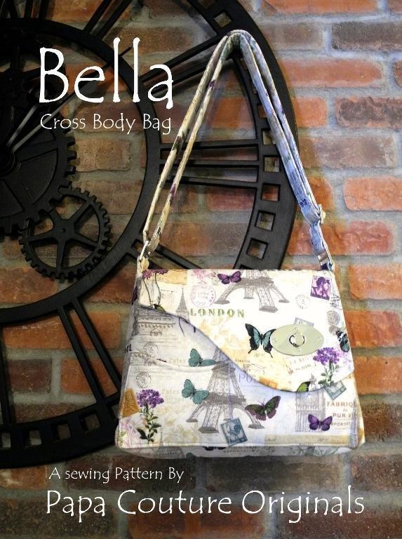 Bella Cross Body Bag
