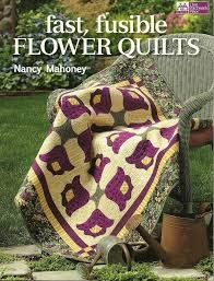 Fast Fusibe Flower Quilts