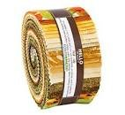 Kaufman RU-828-40 Jelly Roll Giving Thanks 40 Pieces
