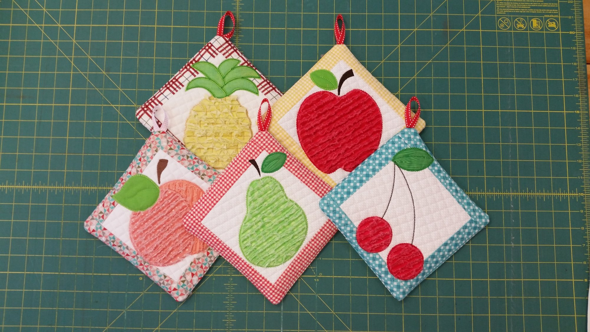 Thats Sew Chenille Kit (Machine Embroidery)