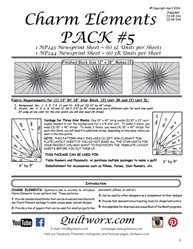 Charm Elements Pack #5
