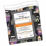 Maywood Hometown Halloween  The Candy Corn Quilt Shoppe Fabric Backing Kit
