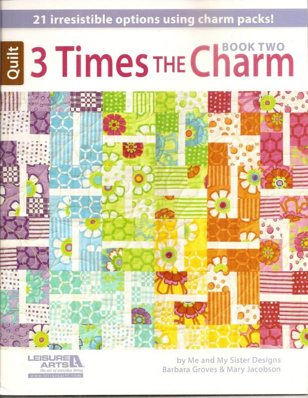 3 Times the Charm - Book Two
