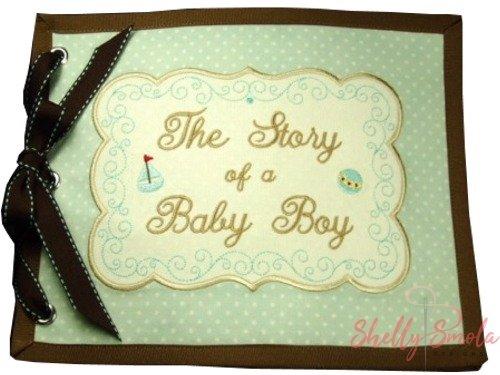 Baby Boy Book