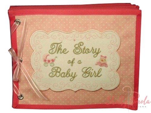 Baby Girl Book