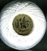 Perle Cotton - 0001 White